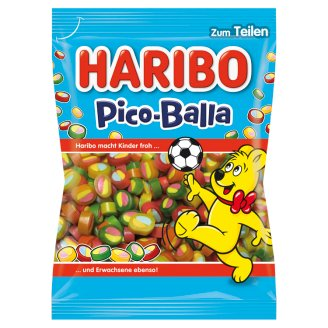 Haribo Pico-Balla želé s ovocnými příchutěmi 175g