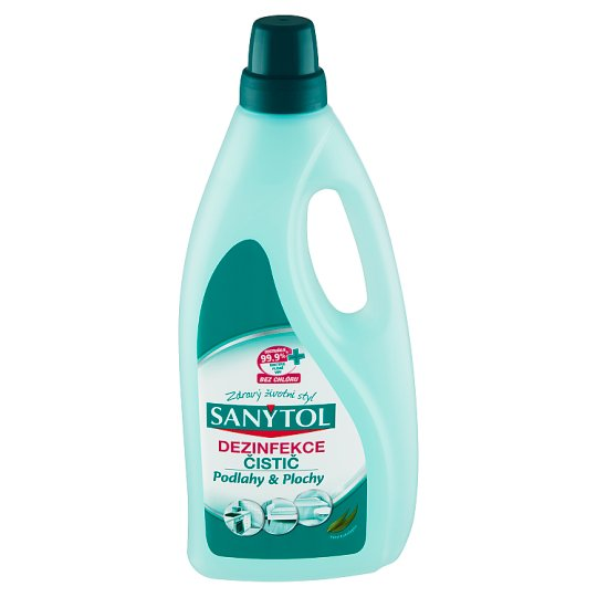 Sanytol Disinfectant Floor & Area Cleaner with Scent of Eucalyptus 1l