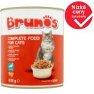 Brunos Complete Food For Cats with Fish 830g
