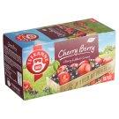 TEEKANNE Cherry Berry, World of Fruits, 20 sáčků, 45g