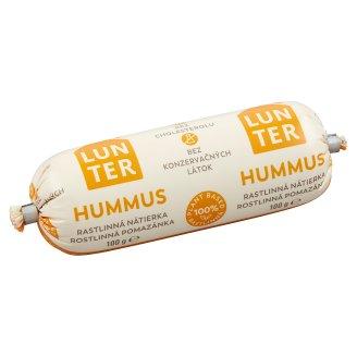 Lunter Hummus Vegetable Butter 100g