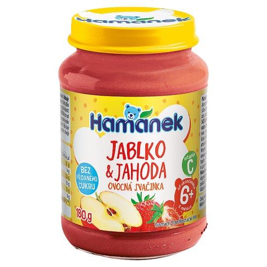 Hamánek with Strawberries 180g