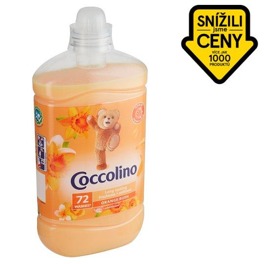 Coccolino Orange Rush aviváž 72 dávek 1,8l