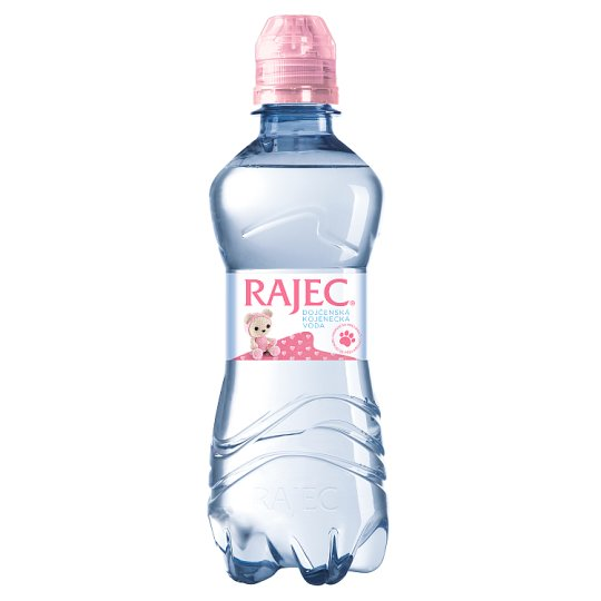 Rajec Infant Non-Carbonated Spring Water 0.33L