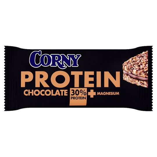 Corny Protein Cereal Protein Bar with Peanut-Cocoa Filling 35g