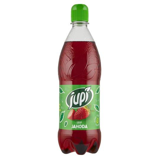 Jupí Strawberry Syrup 0.7L