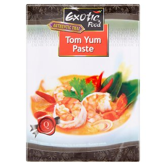 Exotic Food Authentic Thai Tom Yum Paste 50g