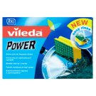 Vileda Power Sponge Tableware 2 pcs