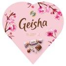 Geisha Mléčné čokoládové bonbony s náplní z lískových oříšků a nugátu 225g