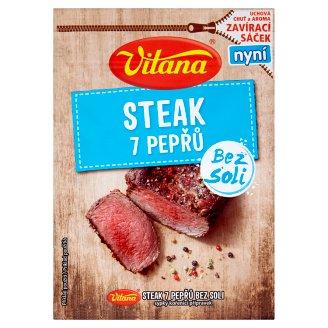 Vitana Steak 7 pepřů bez soli 13g
