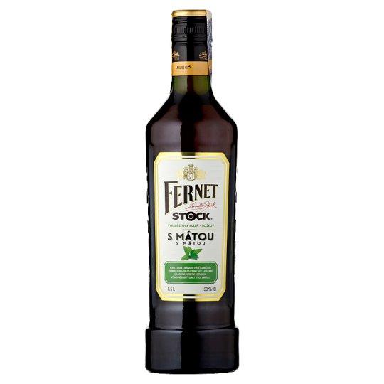 Fernet Stock Mint 0.5L