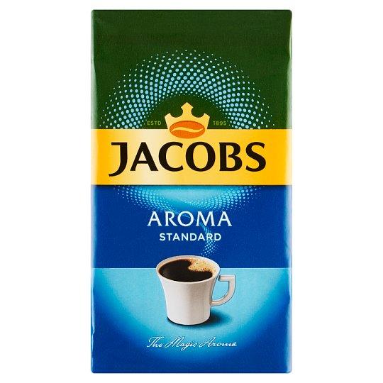 Jacobs Aroma Standard Coffee Roasted Ground 250g