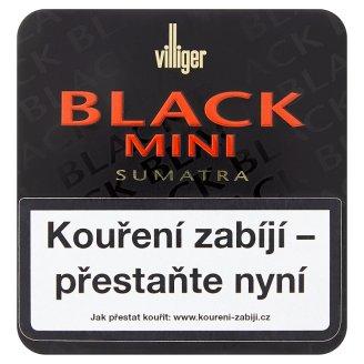 Villiger Black Mini Sumatra doutníčky 20 ks