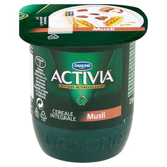Danone Activia Jogurt s müsli a lískovými ořechy 125g