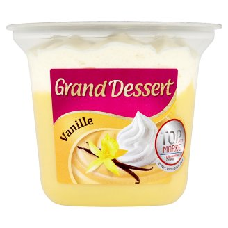 Ehrmann Grand Dessert Vanilla 200g