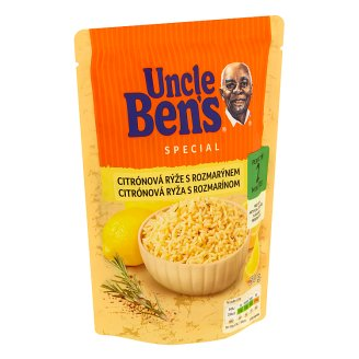 Uncle Ben's Special Lemon Rice with Rosemary 250g