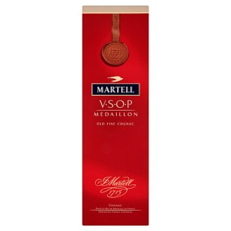 Martell V.S.O.P. Medaillon cognac 70cl