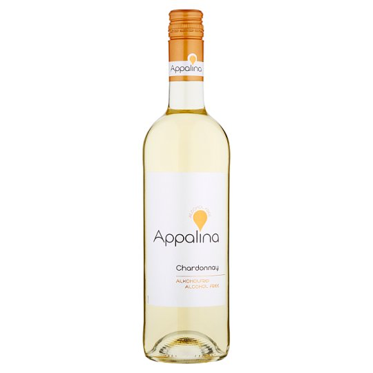 Appalina Chardonnay Non-Alkoholic White Wine 0.75L