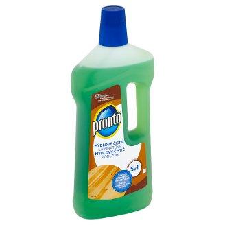 Pronto 5v1 Mýdlový čistič na laminátové podlahy 750ml