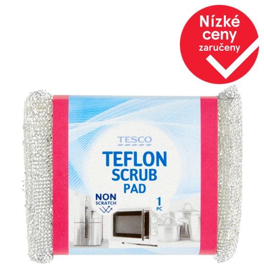 Tesco Teflon Scrub Pad 1 pc