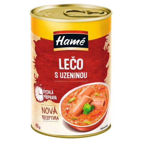 Hamé Lecho with Sausage 415g