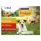 FRISKIES DOG VITAFIT Choice with Chicken, Beef and Lamb in Jelly 12 x 100g