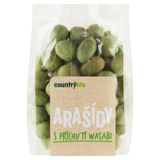 Country Life Peanuts with Wasabi Flavour 100g