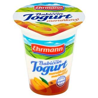 Ehrmann Babiččin jogurt meruňkový 150g