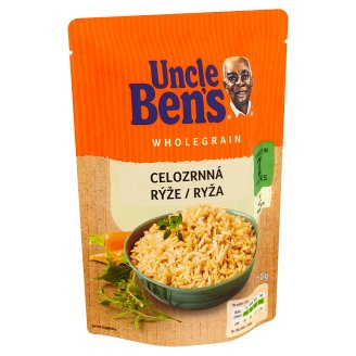 Uncle Ben's Wholegrain Rice 250g
