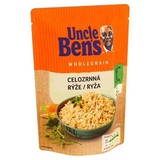 Uncle Ben's Wholegrain Rice 250g