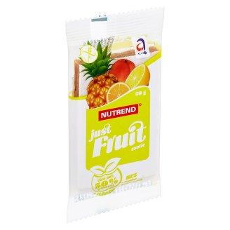 Nutrend Just Fruit Ovocná tyčinka exotic 30g