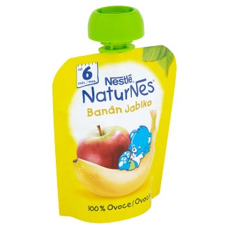Nestlé NaturNes Banana Apple 90g