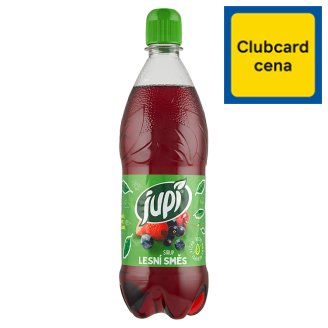 Jupí Syrup Forest Fruit 0.7L