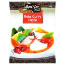 Exotic Food Authentic Thai Red Curry Paste 50g