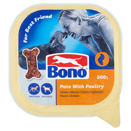 Bono Pate with Poultry 300g