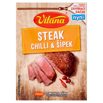 Vitana Steak chilli & šípek 23g