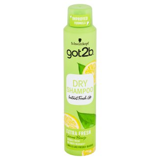 got2b Fresh It Up Dry Shampoo Extra Fresh 200ml
