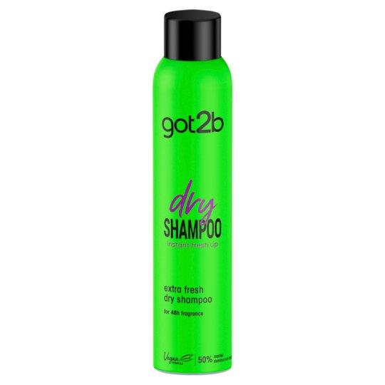 got2b Fresh It Up Dry Shampoo Extra Fresh 200ml