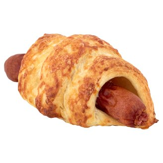 Croissant with Sausage 75g