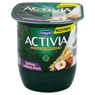 Danone Activia Jogurt s quinoa a lískovými ořechy 125g