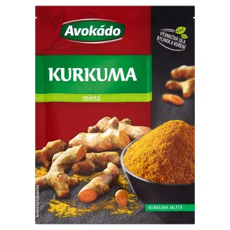 Avokádo Turmeric Ground 30g