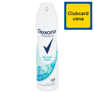 Rexona Shower Clean antiperspirant sprej 150ml