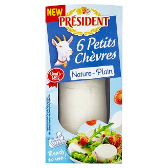 Président Fresh Cheese from Goat Milk 100g