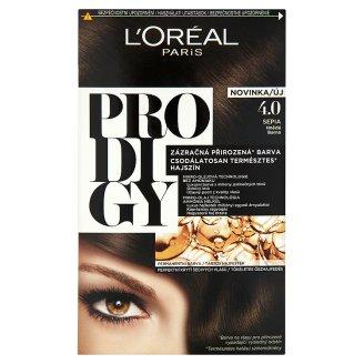 L'Oréal Paris Prodigy Sepia hnědá 4.0