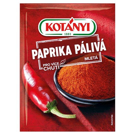 Kotányi Ground Hot Paprika 25g