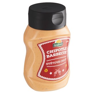 Zárubova Omáčka chipotle barbecue 250ml