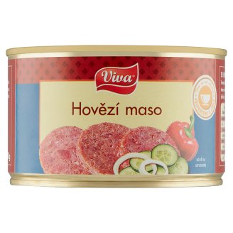 Viva Carne Corned Beef Meat 400g
