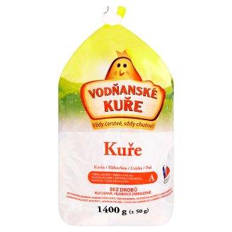 Vodňanské Kuře without Offal, Gutted, Deep-Frozen 1400g