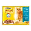 FRISKIES Multipack in Sauce 4 x 100g