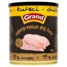 Grand Chicken Dog Food 850g